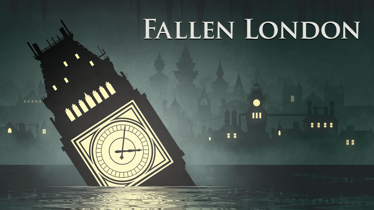 Experience a choose your own adventure story with 1.5 million words in Fallen London, out now