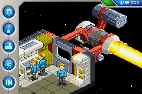 Your iOS or Android Game of the Week: Star Command