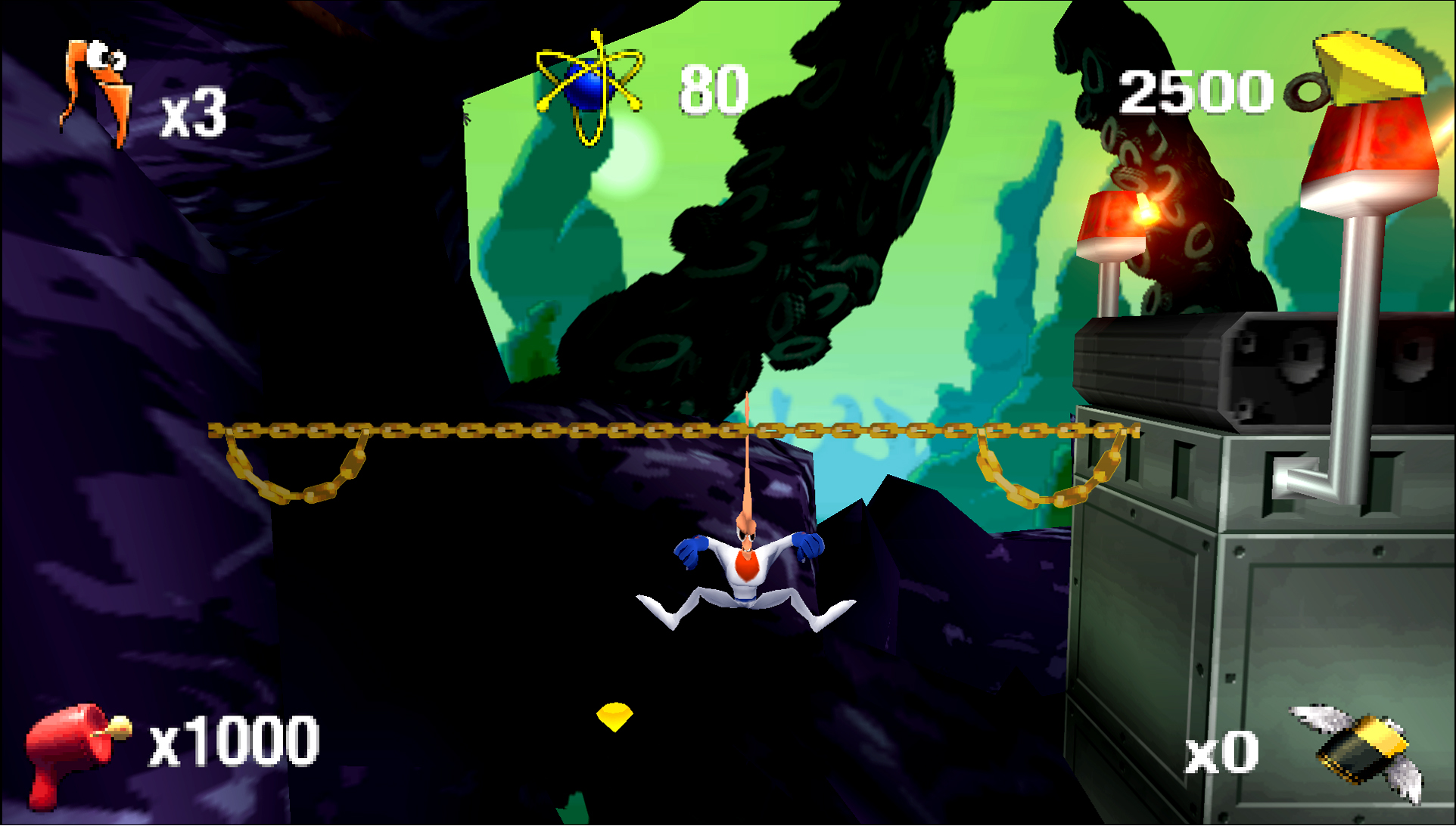 Interplay to revive Earthworm Jim licence