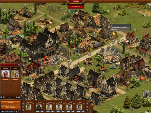 Closed beta for Civilisation-style browser-based game Forge of Empires starting soon