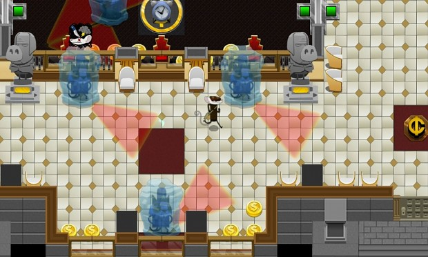 Evade felines and foxes as you perform bank heists in Rats, coming to iPad and Android