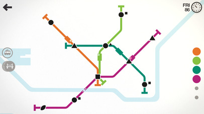 Mini Metro review - A smart and satisfying transportation puzzler
