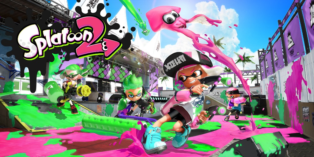 Test de Splatoon 2