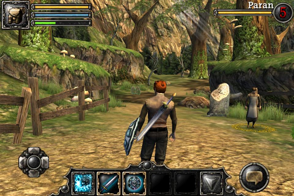 Aralon: Sword and Shadow to level up to Amazon Appstore