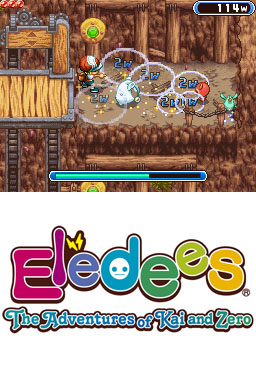E3 2008: Hands on with Elebits / Eledees: The Adventures of Kai and Zero on DS