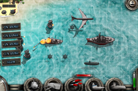 Air Force Supremacy update live for Navy Patrol: Coastal Defense