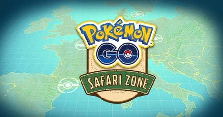 Pokemon GO's real-world Safari Zone event kicks off on September 16th