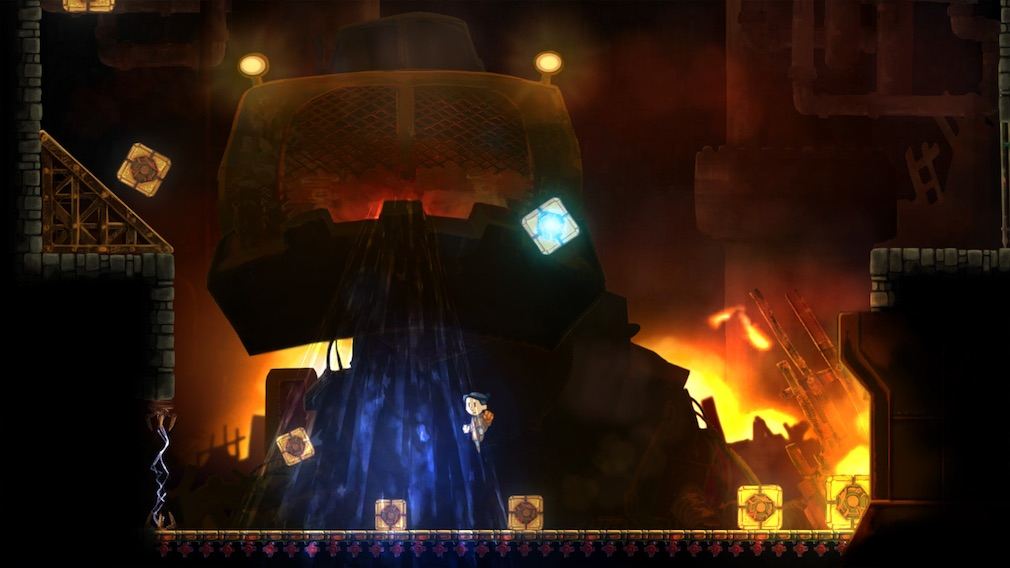 This is everything you need to know about Teslagrad for iPhone, iPad, and Android