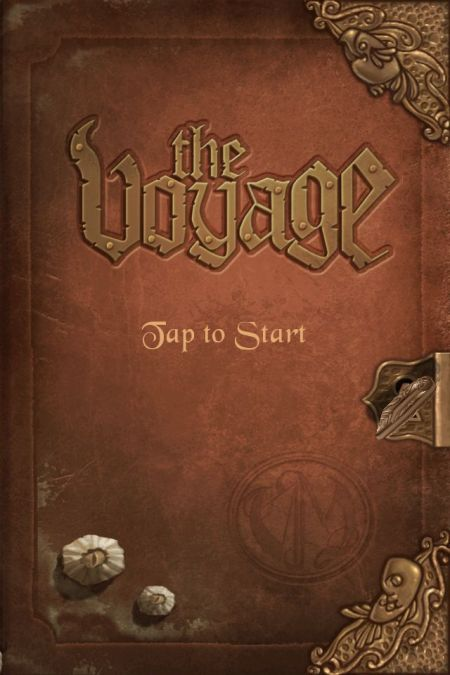 Piratical page-turning puzzler The Voyage is set to sail onto iPad and iPhone on Thursday