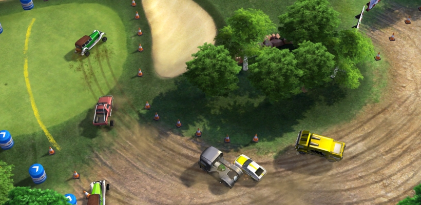 Reckless Racing 3 accelerates onto iOS on October 9th, Android gets it October 23rd