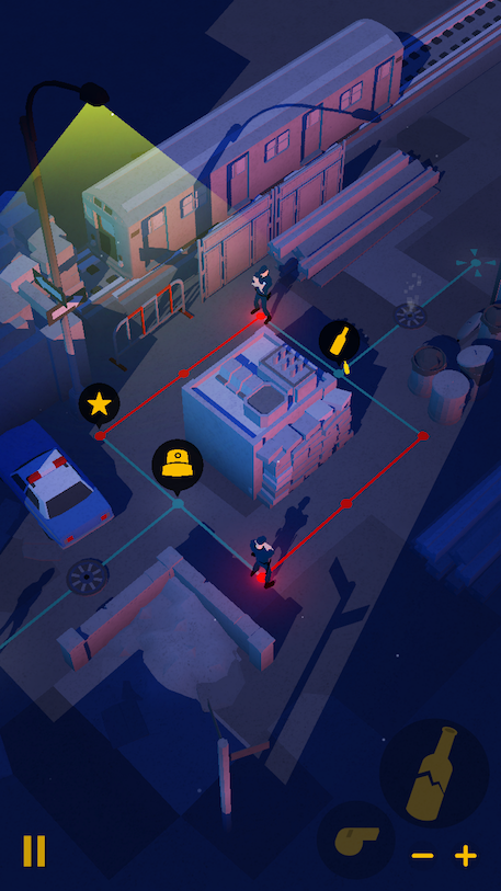 Vandals review - A graffiti game that takes the foundations of the GO games and shakes them up