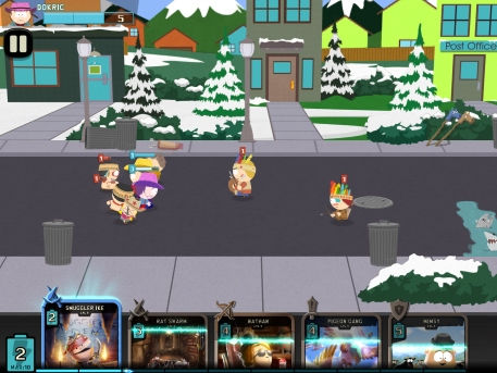 South Park: Phone Destroyer review - Gross-out comedy in an underwhelming card game
