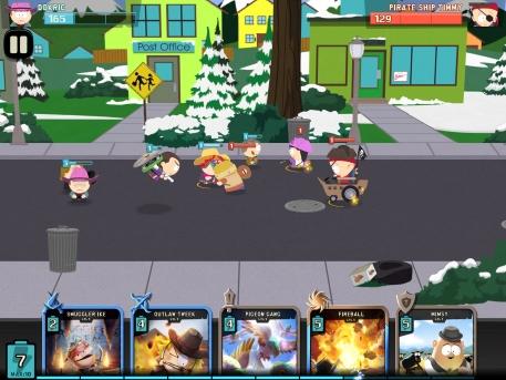 Test de South Park - Phone Destroyer