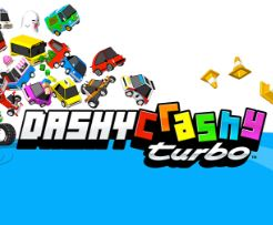 Swerve through traffic in Dashy Crashy Turbo, coming to iOS and Android next week