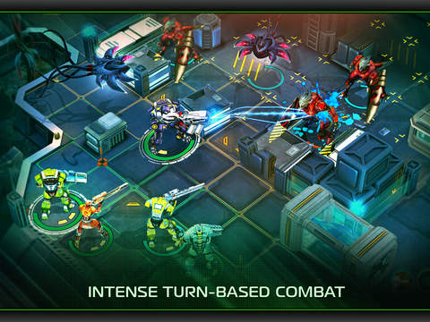 Game Insight's free to play XCOM-alike X-Mercs is out now on iOS