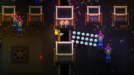 Enter the Gungeon Nintendo Switch review - A fine addition to Nintendo's growing indie line-up