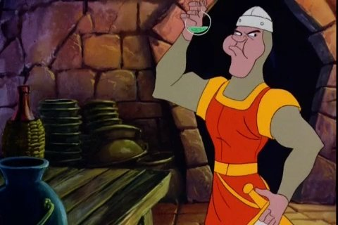 EA Mobile to publish Dragon's Lair on iPhone