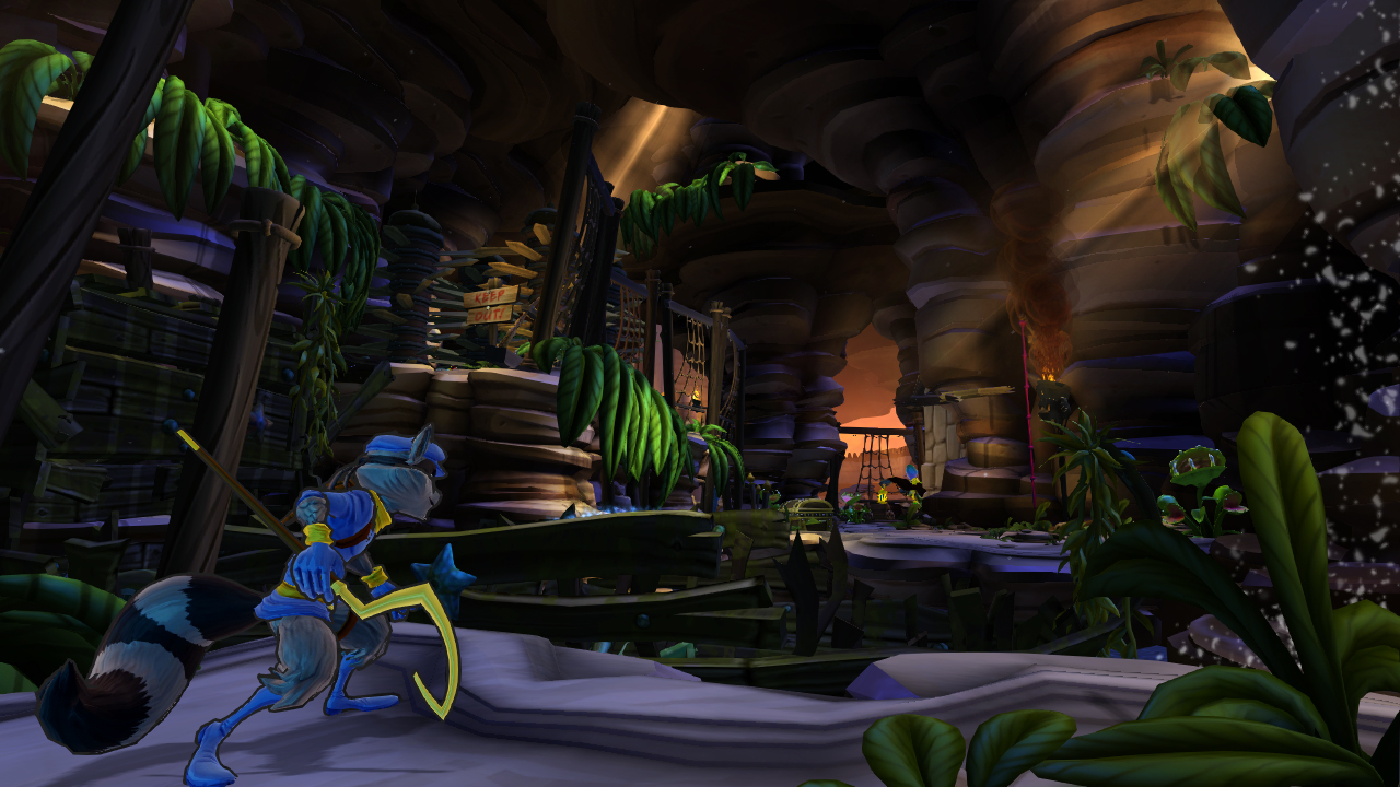 Hands-on with Sly Cooper: Thieves in Time for PS Vita