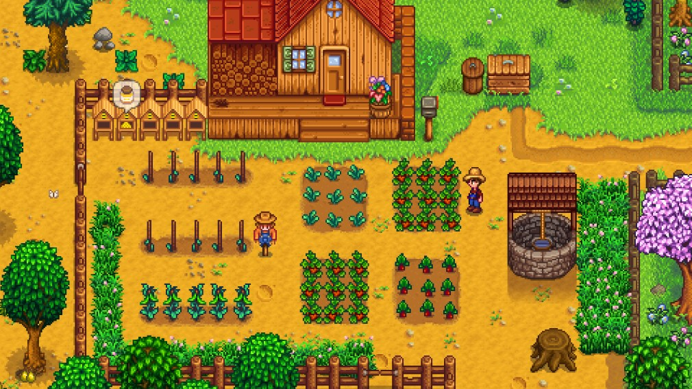 Get Stardew Valley for 50% off on the App Store today only
