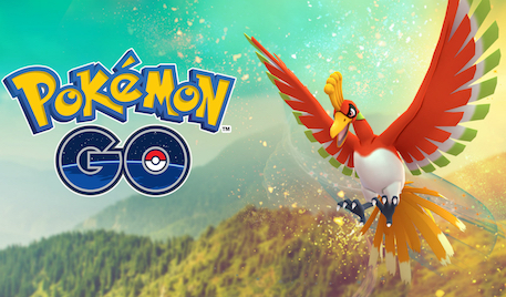 Want to grab yourself an Ho-Oh in Pokemon GO? Well you've got a limited amount of time to do it
