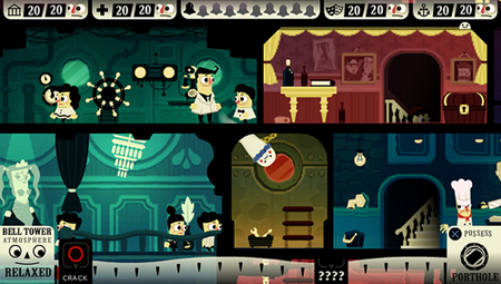 Scare up an exodus in Haunt the House: Terrortown on PlayStation Mobile