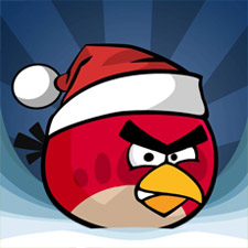 Season's Greedings: The Angry Birds Seasons Guide for Christmas