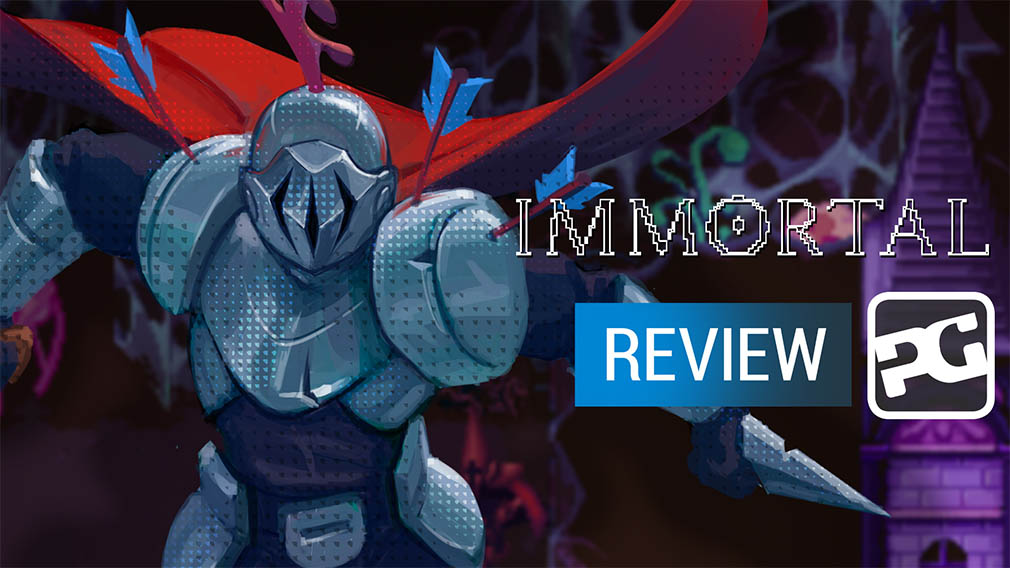 "Immortal Rogue video review - ""Vampire goes rogue(like)"""