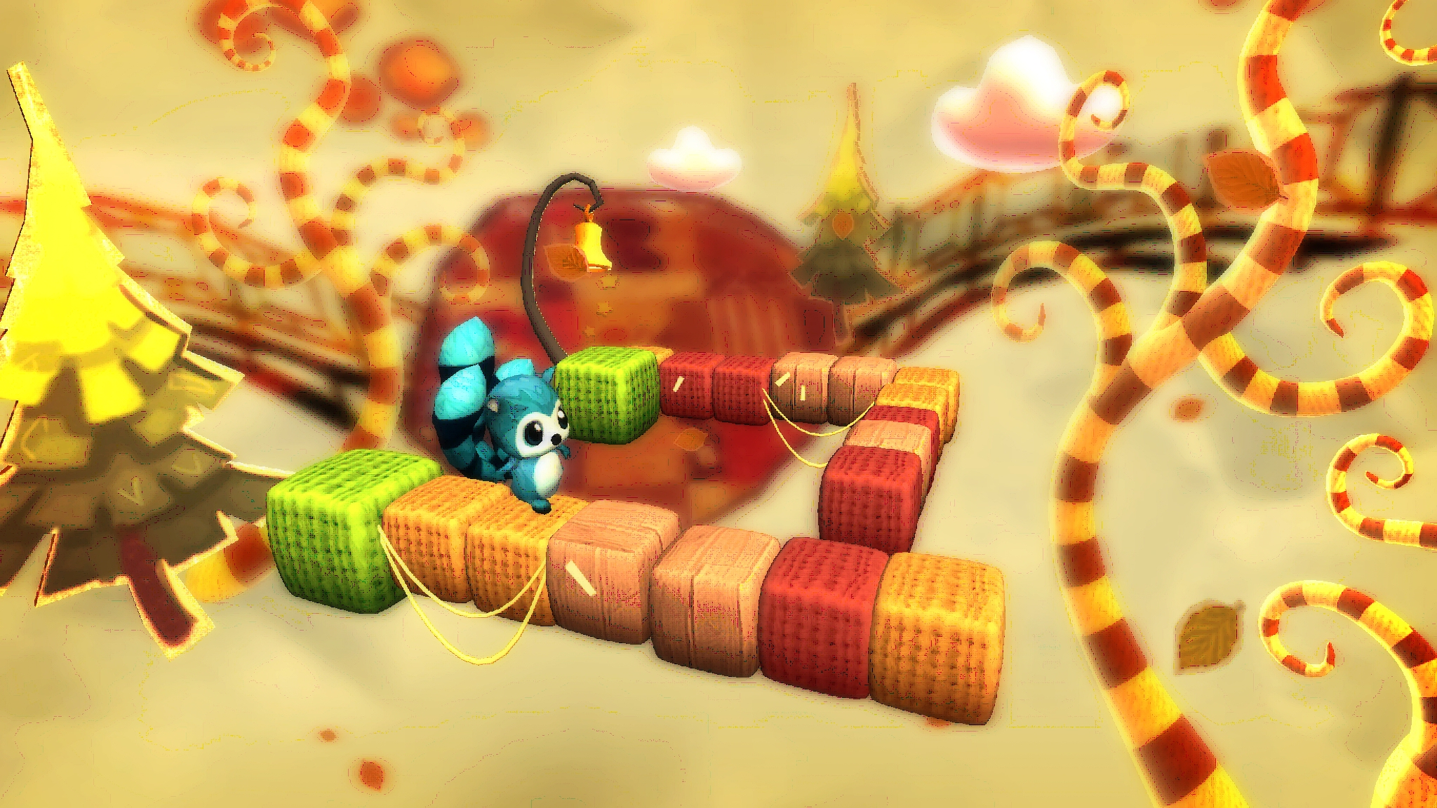 Cuddly puzzler Miika is on sale on iOS and Android