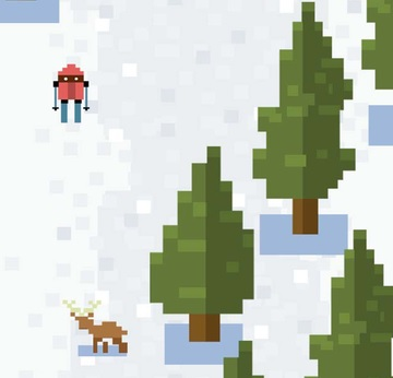 "Featherweight Games has ""a good chuckle"" at Ice Ski Downhill [Update]"