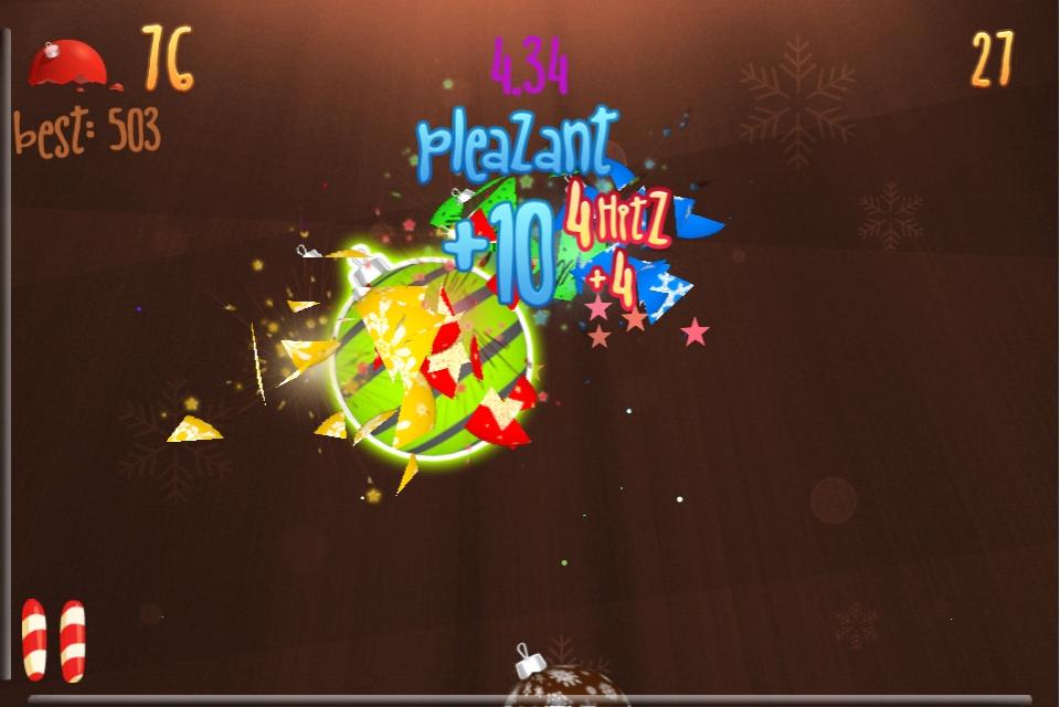 Hands-on with the Fruit Ninja-like Zanta Boom for iPhone