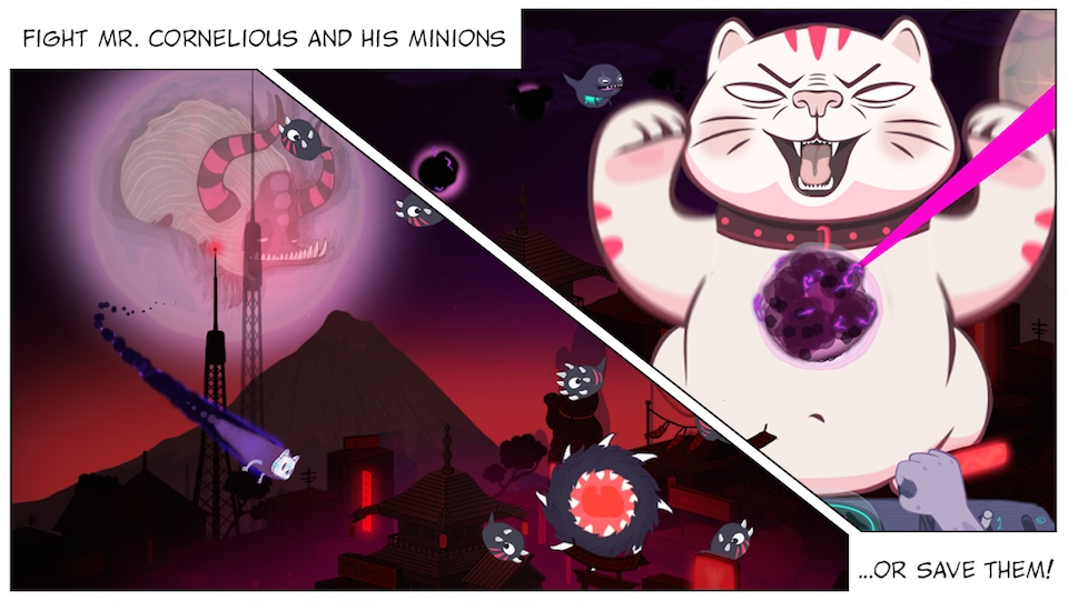 Wacky dream-snatching indie game Imps in Tokyo swoops onto the App Store