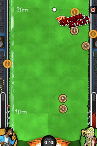 Extreme Lawn Bowls available from today on the App Store