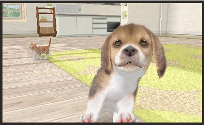 E3 2010: Nintendogs + Cats find new home on 3DS