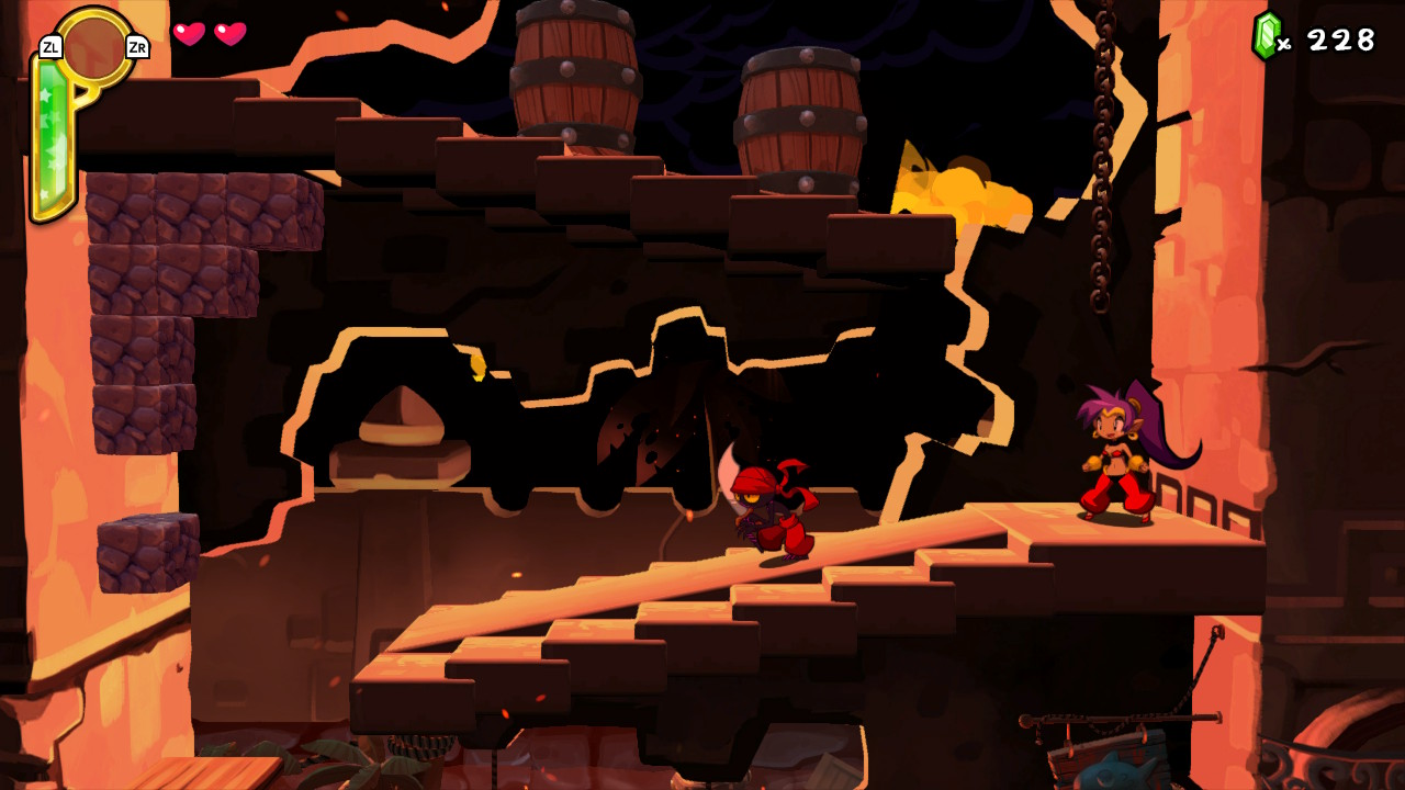 Shantae: Half-Genie Hero review - A brilliant Switch platformer