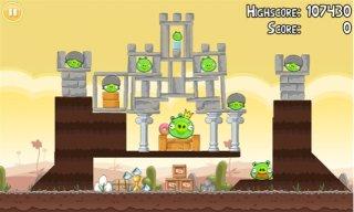 Rovio brings Angry Birds to Samsung's bada OS