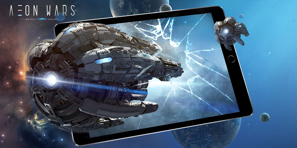 Join interstellar battles in Aeon Wars: Galactic Conquest – now available to pre-order