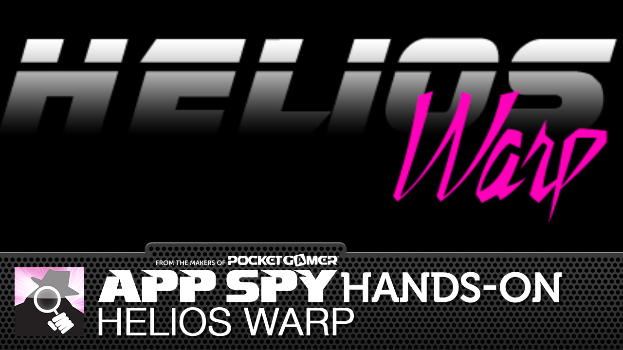 Helios Warp is a bleepy bloopy futuristic racer from one of the developers of Call of Duty and Saints Row