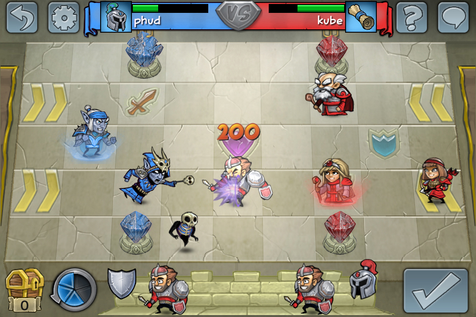 Hero Academy to get cross-platform play between iOS and PC