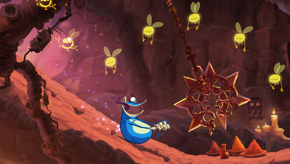 PlayStation Plus subscribers will get Rayman Origins for free in June