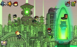 Scribblenauts Unmasked set to be released in the UK and North America this September