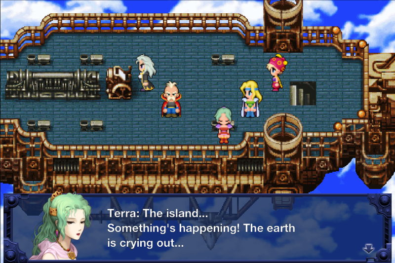 A-list RPG Final Fantasy VI drops its price on Android