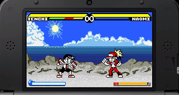 Pocket Rumble, the 2D SNK-inspired fighter for Vita & 3DS, is back on Kickstarter