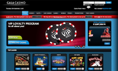 Sponsored Feature: Gala Casino on how its website can cater to every skill level
