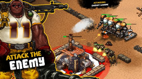 Social gaming gets apocalyptic with Apoc Wars for iOS