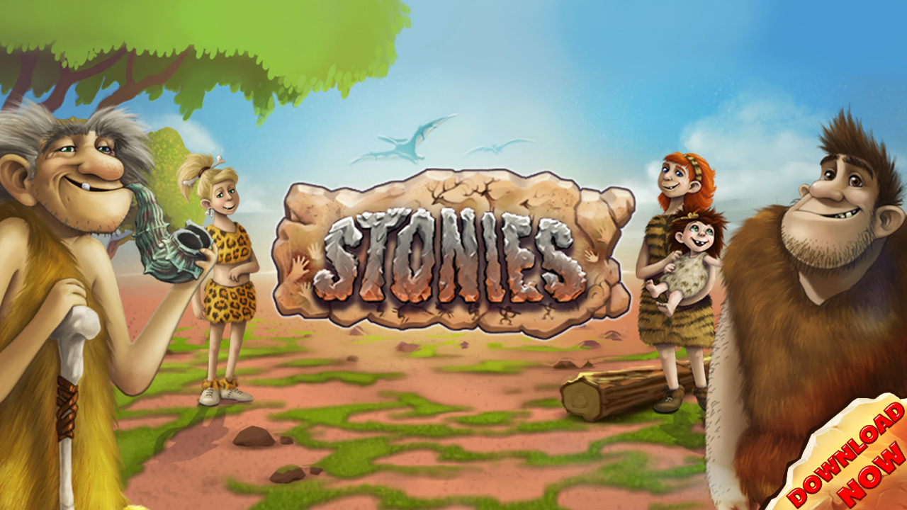 Master the Stone Age with our guide to Stonies, out now on iOS and Android
