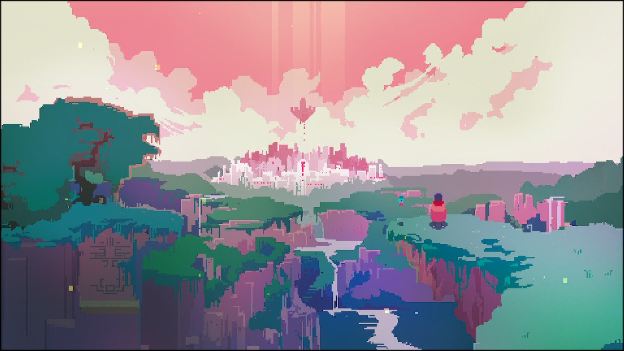 "Hyper Light Drifter (mobile) review - ""A compelling dance"""