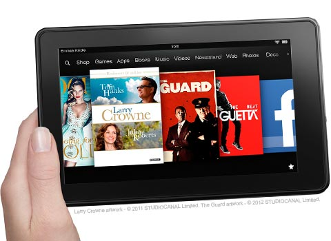 Tablet throwdown: Amazon's Kindle Fire HD vs Google's Nexus 7