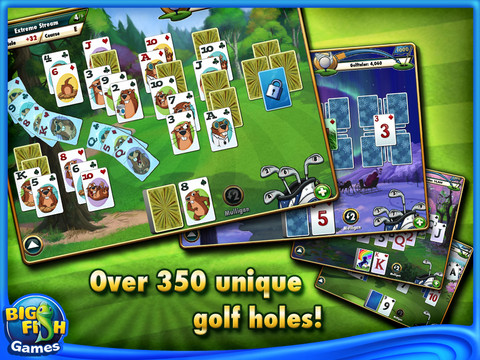 Daily updates now par for the course in Fairway Solitaire