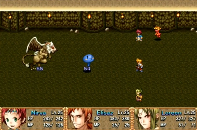 Kemco's latest Android RPG combines Pokemon, Chrono Trigger, and a handful of snack mix