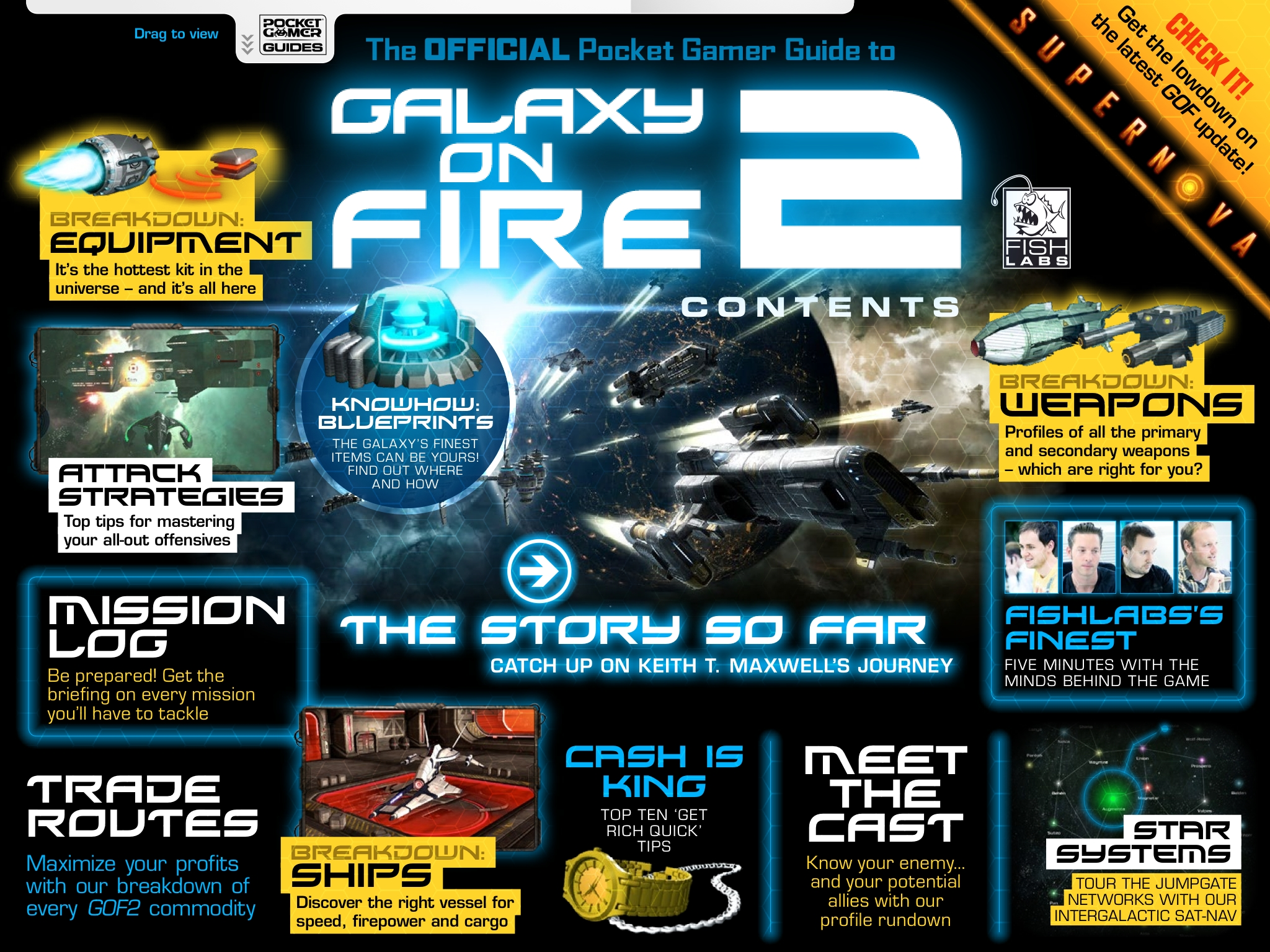 Pocket Gamer's official Galaxy on Fire 2 Guide gets updated
